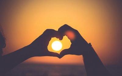 Unfolding love to life: Dein Leben lieben ist das größte Glück!