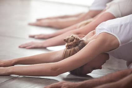Balasana /Shashanka Asana – Variationen zum Entspannen und Aktivieren