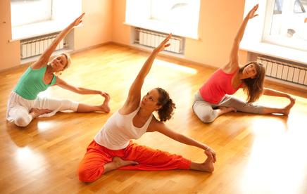 Yoga Ausbildung Gruppe