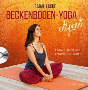 Beckenboden Yoga entspannt neues Buchcover
